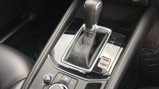 2018 Mazda CX-5 KF4WLA Touring SKYACTIV-Drive i-ACTIV AWD Black/Grey 6 Speed Sports Automatic Wagon