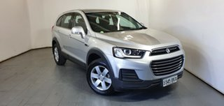 2016 Holden Captiva CG MY17 LS 2WD Silver 6 Speed Sports Automatic Wagon.