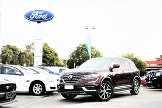 2020 Renault Koleos HZG MY20 Intens X-tronic Red 1 Speed Constant Variable Wagon.