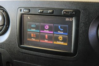 2017 Renault Master X62 High Roof ELWB AMT RWD 6 Speed Sports Automatic Single Clutch Van