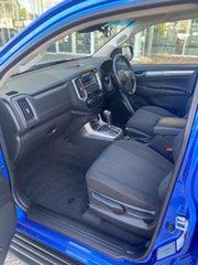 2017 Holden Colorado RG MY17 LTZ Pickup Crew Cab Blue/050218 6 Speed Sports Automatic Utility