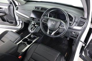 2019 Honda CR-V MY19 VTi-LX (AWD) White Continuous Variable Wagon