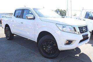 2017 Nissan Navara D23 S2 RX White 7 Speed Sports Automatic Utility.