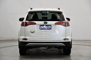 2016 Toyota RAV4 ZSA42R GXL 2WD White 6 Speed Manual Wagon