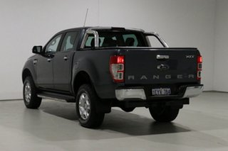 2016 Ford Ranger PX MkII XLT 3.2 (4x4) Metropolitan Blue 6 Speed Manual Double Cab Pick Up