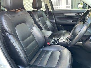 2017 Mazda CX-5 KF4W2A GT SKYACTIV-Drive i-ACTIV AWD White 6 Speed Sports Automatic Wagon