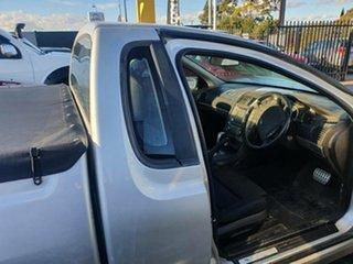 2004 Ford Falcon BA Mk II XR6 Ute Super Cab Silver 4 Speed Sports Automatic Utility