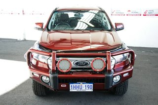 2017 Ford Everest UA Ambiente Red 6 Speed Sports Automatic SUV.