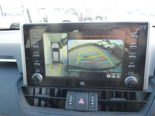 2020 Toyota RAV4 Axaa54R Edge AWD Black 8 Speed Sports Automatic Wagon