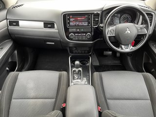 2016 Mitsubishi Outlander ZK MY17 LS 4WD Red/231216 6 Speed Constant Variable Wagon
