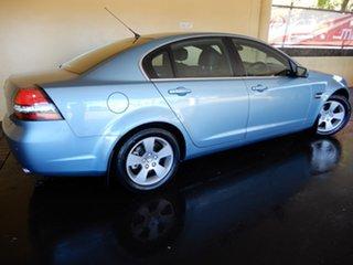 2007 Holden Calais VE Blue 5 Speed Automatic Sedan