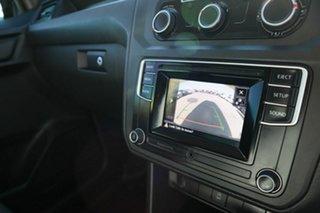 2016 Volkswagen Caddy 2KN MY16 TSI220 Maxi DSG Yellow 7 Speed Sports Automatic Dual Clutch Van