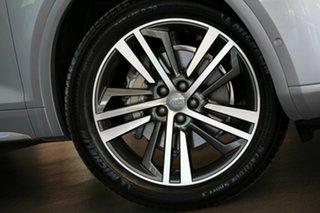 2019 Audi Q5 FY MY19 45 TFSI S Tronic Quattro Ultra Sport Silver 7 Speed.