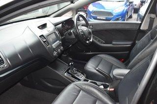 2018 Kia Cerato YD MY18 Sport+ Black 6 Speed Sports Automatic Hatchback