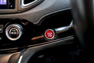 2015 Honda CR-V RM Series II MY16 VTi-L 4WD Black 5 Speed Sports Automatic Wagon