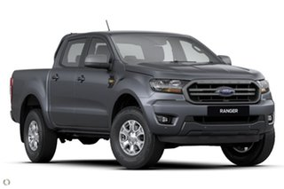 2020 Ford Ranger PX MkIII 2021.25MY XLS Grey 6 Speed Sports Automatic Double Cab Pick Up.