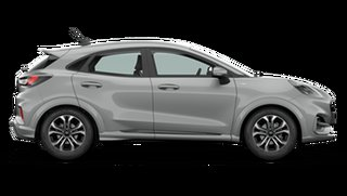 2020 Ford Puma JK 2020.75MY ST-Line Solar Silver 7 Speed Sports Automatic Dual Clutch Wagon.