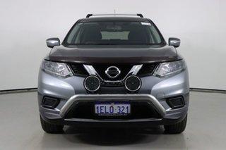 2014 Nissan X-Trail T32 ST (FWD) Grey 6 Speed Manual Wagon.