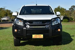 2015 Isuzu MU-X MY15 LS-M Rev-Tronic 4x2 White 5 Speed Sports Automatic Wagon.