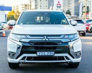 2020 Mitsubishi Outlander ZL MY21 PHEV AWD Exceed Starlight 1 Speed Automatic Wagon Hybrid.