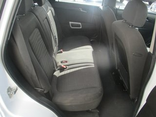 2015 Holden Captiva CG MY15 5 LT (FWD) White 6 Speed Automatic Wagon