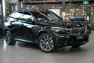 2019 BMW X5 G05 xDrive40i Steptronic M Sport Black 8 Speed Sports Automatic Wagon.