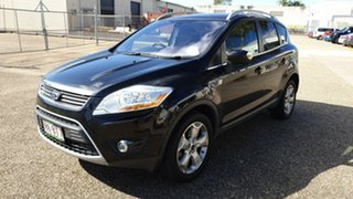 2012 Ford Kuga TE Titanium Black 5 Speed Automatic Wagon