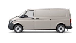2021 Volkswagen Transporter T6.1 LWB Van Mojave Beige 7 Speed Semi Auto Van.