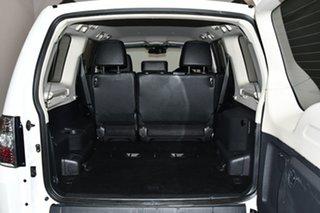 2019 Mitsubishi Pajero NX MY19 GLS White 5 Speed Sports Automatic Wagon