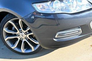 2012 Ford Falcon FG MkII G6E Grey 6 Speed Sports Automatic Sedan.
