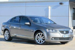 2010 Holden Calais VE II Grey 6 Speed Sports Automatic Sedan.