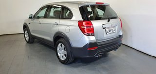 2016 Holden Captiva CG MY17 LS 2WD Silver 6 Speed Sports Automatic Wagon