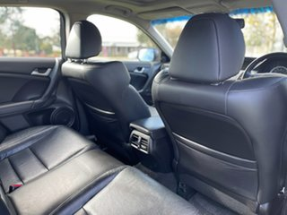 2009 Honda Accord Euro CU Luxury Navi Grey 5 Speed Automatic Sedan