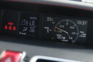 2018 Subaru WRX V1 MY18 AWD Silver 6 Speed Manual Sedan