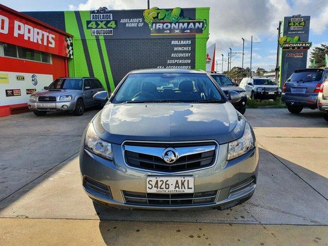 Used Holden Cruze JG CD Morphett Vale, 2010 Holden Cruze JG CD Silver 6 Speed Sports Automatic Sedan