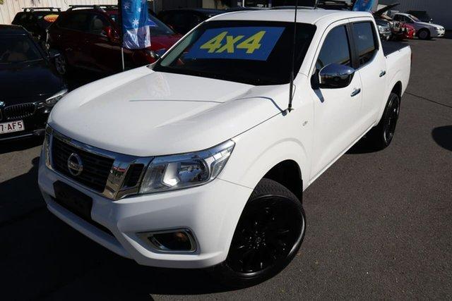 Used Nissan Navara D23 S2 RX Moorooka, 2017 Nissan Navara D23 S2 RX White 7 Speed Sports Automatic Utility