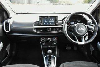 2018 Kia Picanto JA MY19 S Silver 4 Speed Automatic Hatchback.