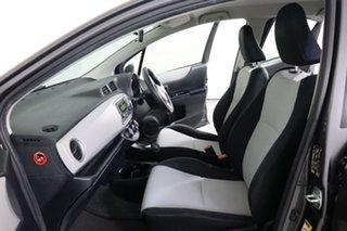 2013 Toyota Yaris NCP130R YR Grey 4 Speed Automatic Hatchback