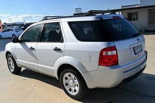2007 Ford Territory SY TX Silver 4 Speed Sports Automatic Wagon