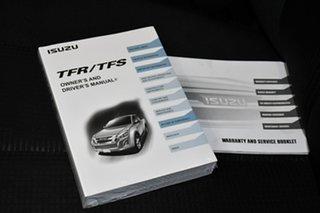 2019 Isuzu D-MAX MY19 LS-U Crew Cab Silver 6 Speed Sports Automatic Utility