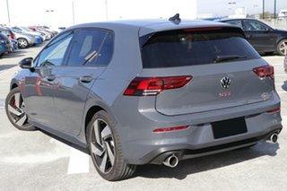 2021 Volkswagen Golf 8 MY21 GTI DSG Dolphin Grey 7 Speed Sports Automatic Dual Clutch Hatchback.