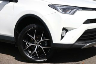 2018 Toyota RAV4 ZSA42R GXL 2WD White 7 Speed Constant Variable Wagon