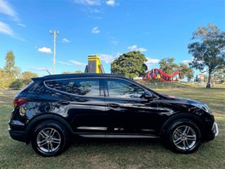 2016 Hyundai Santa Fe DM3 MY16 Active Black Diamond 6 Speed Sports Automatic Wagon.