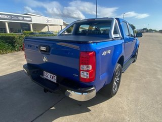 2017 Holden Colorado RG MY17 LTZ Pickup Crew Cab Blue/050218 6 Speed Sports Automatic Utility.