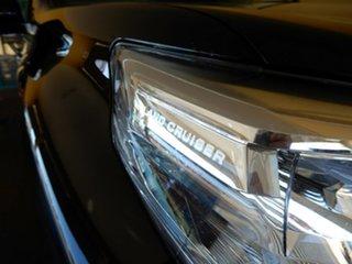2014 Toyota Landcruiser Prado KDJ150R MY14 GXL (4x4) Black 5 Speed Sequential Auto Wagon