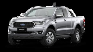 2021 Ford Ranger PX MkIII 2021.25MY XLT Aluminium 6 Speed Sports Automatic Super Cab Pick Up