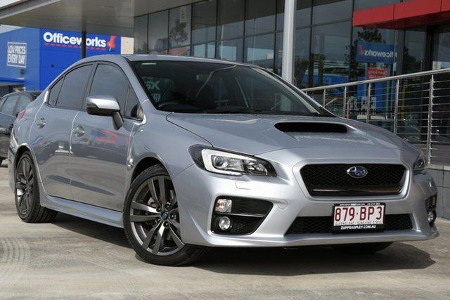 Used Subaru WRX V1 MY18 AWD Aspley, 2018 Subaru WRX V1 MY18 AWD Silver 6 Speed Manual Sedan
