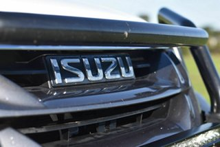 2015 Isuzu MU-X MY15 LS-M Rev-Tronic 4x2 White 5 Speed Sports Automatic Wagon