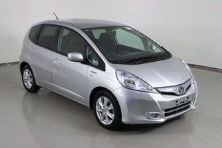 2014 Honda Jazz GE Hybrid Silver Continuous Variable Hatchback