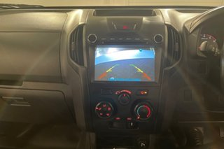 2015 Isuzu D-MAX MY15 SX White 5 speed Automatic Cab Chassis